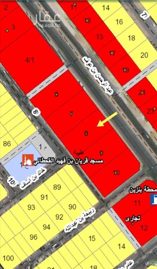 أرض للبيع في شارع 7 ا ، حي طيبة ، الدمام ، الدمام