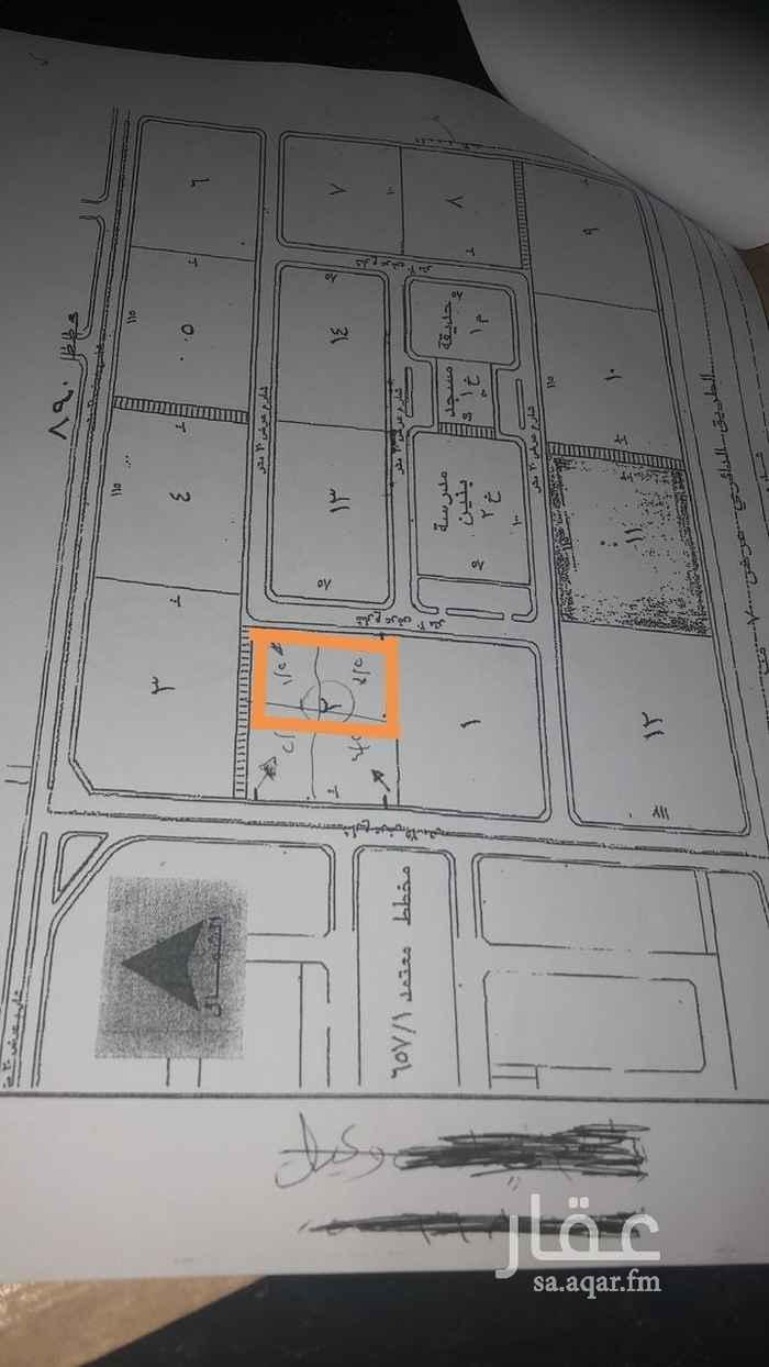أرض للبيع في شارع مصعب الزبيدي ، حي المنار ، الدمام ، الدمام