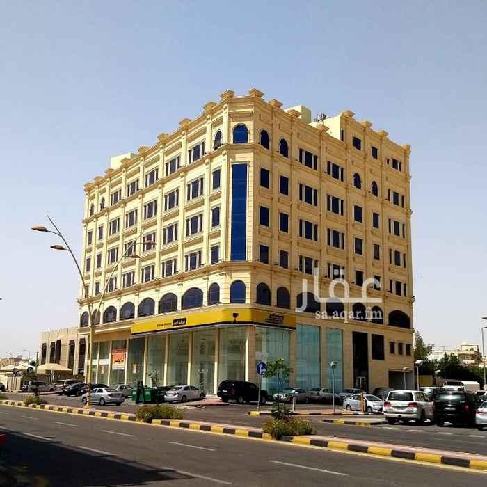 مكتب تجاري للإيجار في شارع الأمير حمود ، حي مدينة العمال ، الخبر