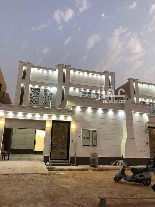 دور للإيجار في شارع سعيد الحاجب ، حي الرمال ، الرياض