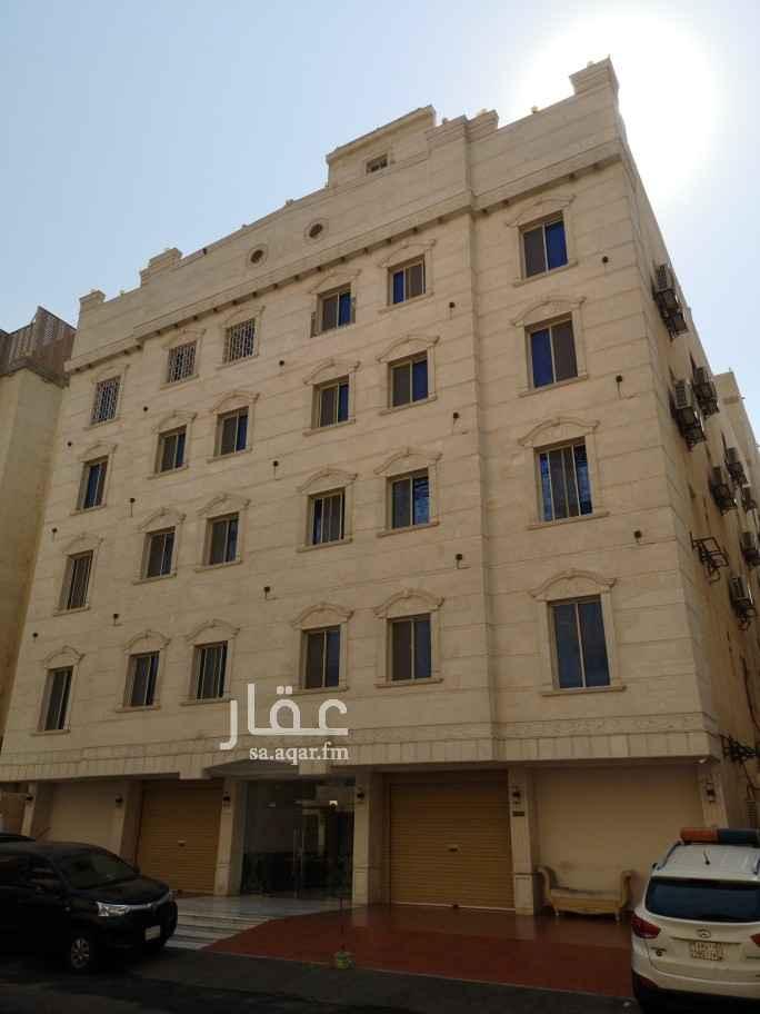 شقة للإيجار في شارع ابو الوجاهه المرشدي ، حي المروة ، جدة