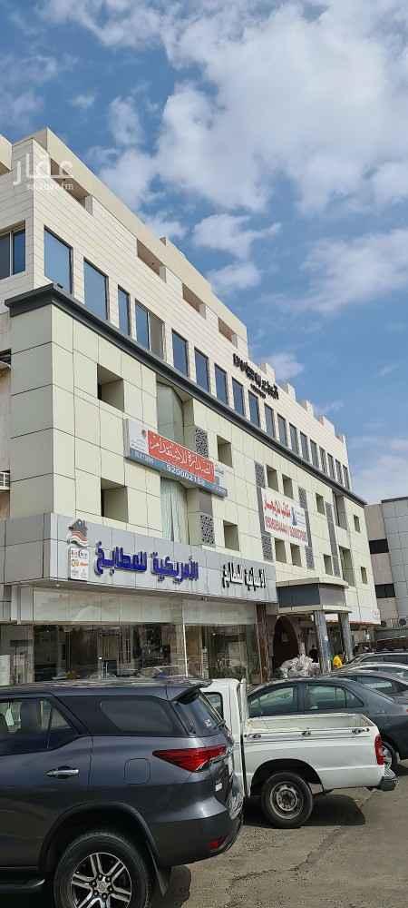 مكتب تجاري للإيجار في جدة ، حي الروضة ، جدة
