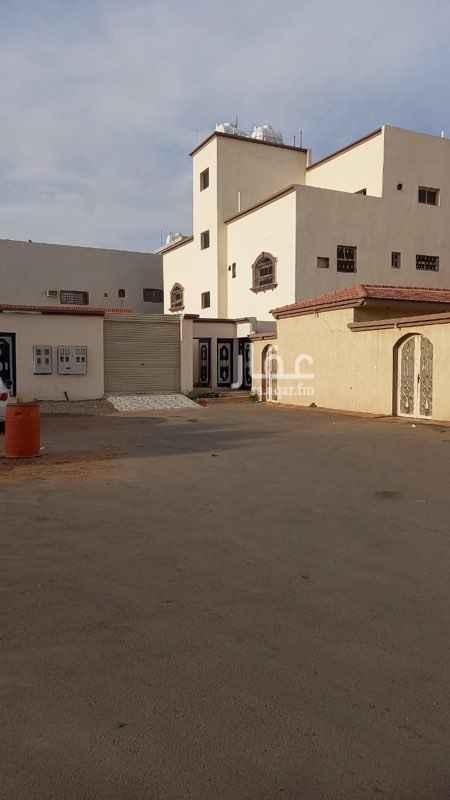 عمارة للبيع في حي الخزامي ، حائل ، حائل