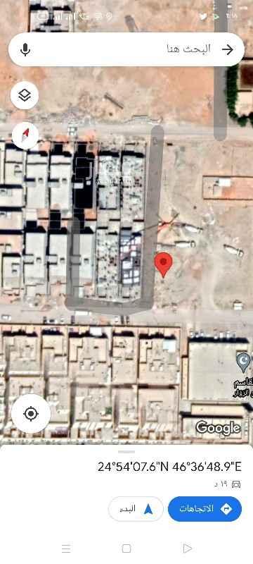 أرض للبيع في شارع جبل احد ، حي العارض ، الرياض ، الرياض