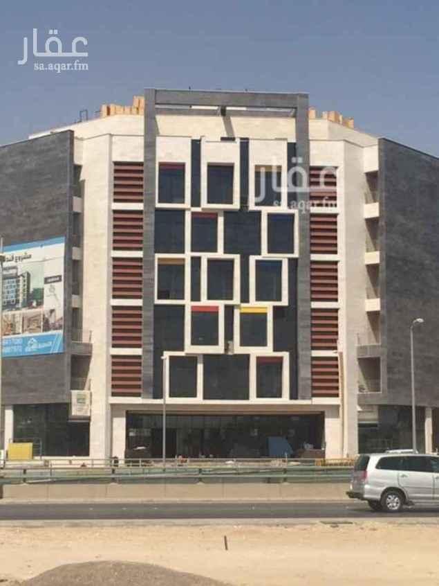 عمارة للبيع في شارع سليمان بن مقبل ، حي المغرزات ، الرياض ، الرياض
