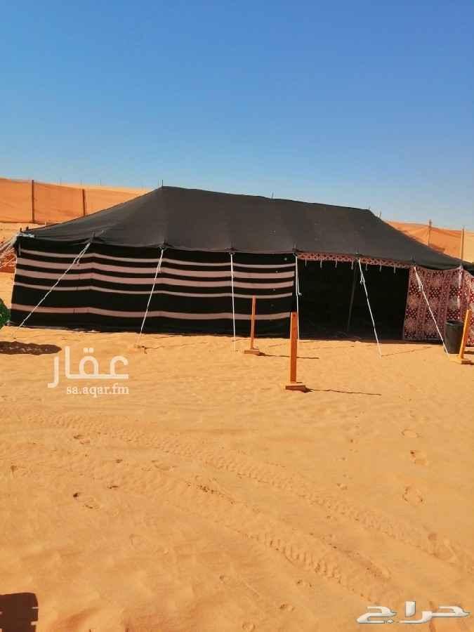 مخيم للإيجار في شارع محفوظ الشافعي ، حي السويدي ، الرياض ، الرياض