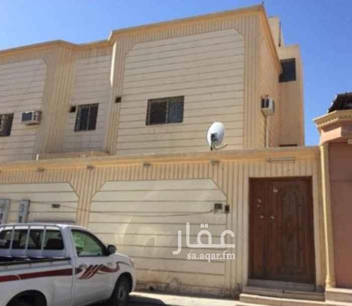 شقة للإيجار في شارع قميع ، حي العريجاء الغربية ، الرياض