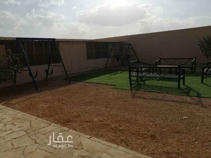 استراحة للبيع في طريق النفود ، حي عريض ، الرياض