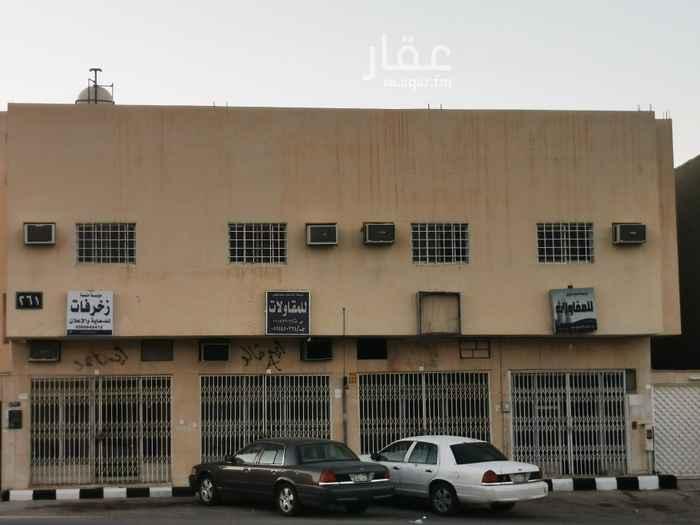 محل للإيجار في شارع البرهان بن صالح ، حي العريجاء الغربية ، الرياض ، الرياض