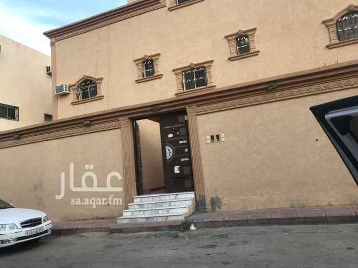 شقة للإيجار في شارع الحارث الظفيري ، حي العريجاء الغربية ، الرياض