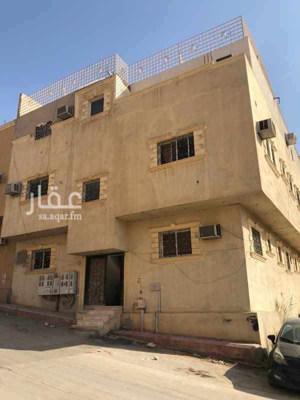 شقة للإيجار في شارع ابن عمار الاسدي ، حي ام الحمام الشرقي ، الرياض ، الرياض