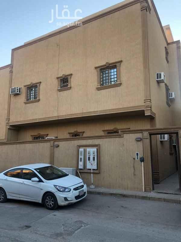 شقة للإيجار في شارع ابن ابراهيم الفقيه ، حي أم الحمام الغربي ، الرياض ، الرياض