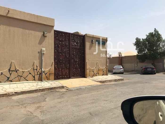 استراحة للبيع في حي الحزم ، الرياض