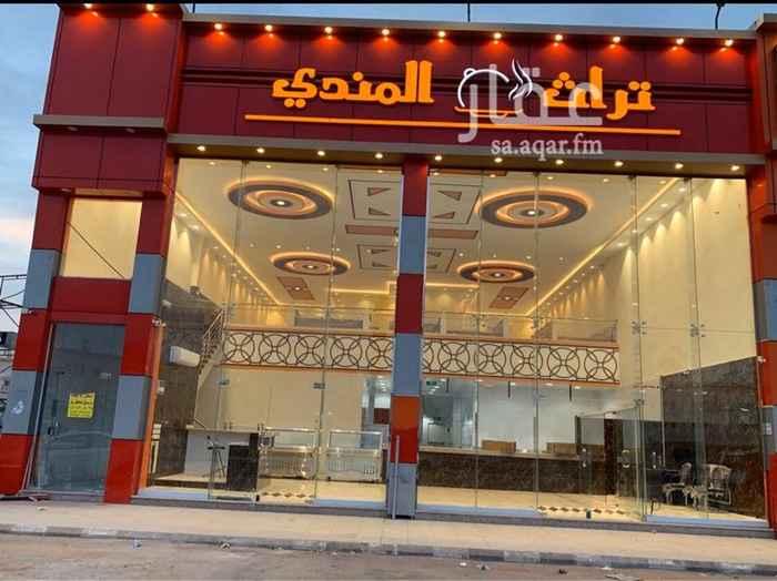 محل للإيجار في طريق ام منيع اسماء بنت عمرو ، حي شوران ، المدينة المنورة ، المدينة المنورة