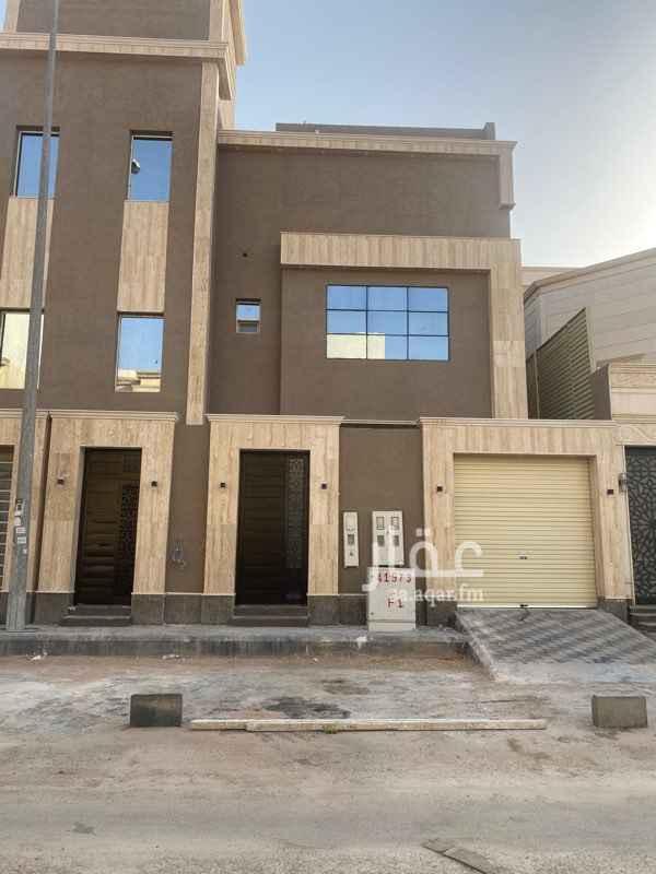 دور للإيجار في شارع أبي مروان الأشبيلي ، حي الرمال ، الرياض ، الرياض