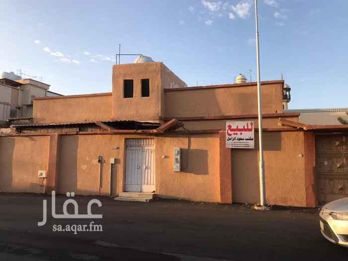 فيلا للبيع في شارع رافع بن عميره ، حي المطار ، حائل ، حائل