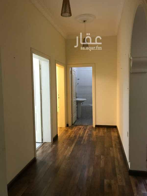 شقة للإيجار في شارع صفي الدين الحلي ، حي الروضة ، جدة