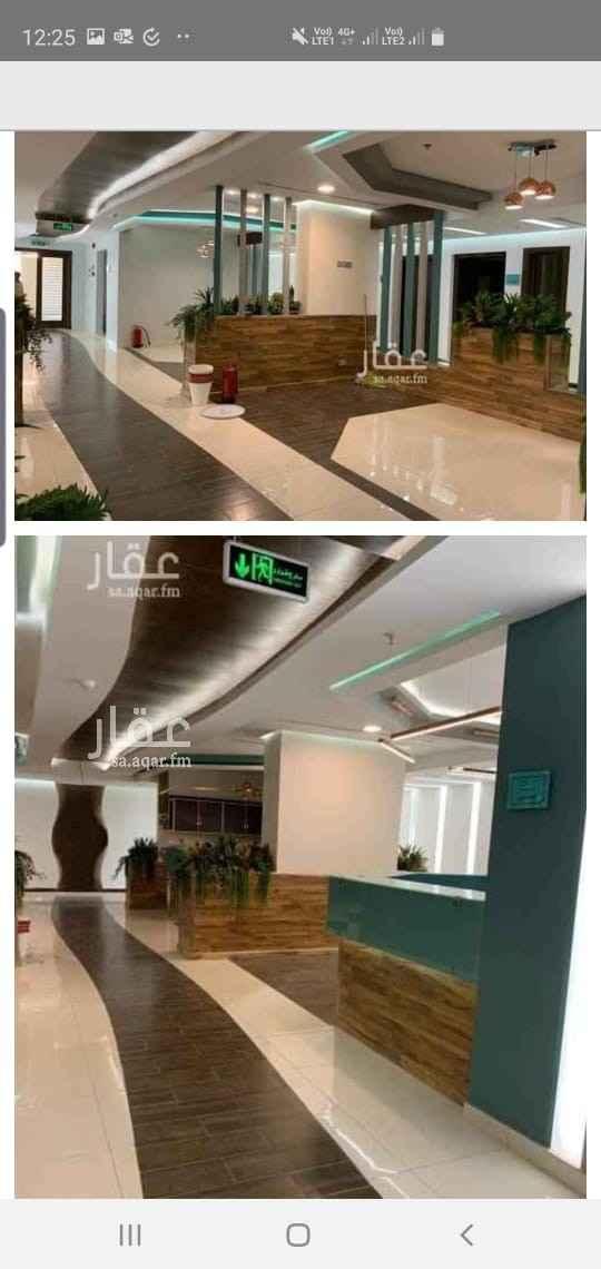 مكتب تجاري للإيجار في طريق الامير سلطان ، حي البساتين ، جدة ، جدة