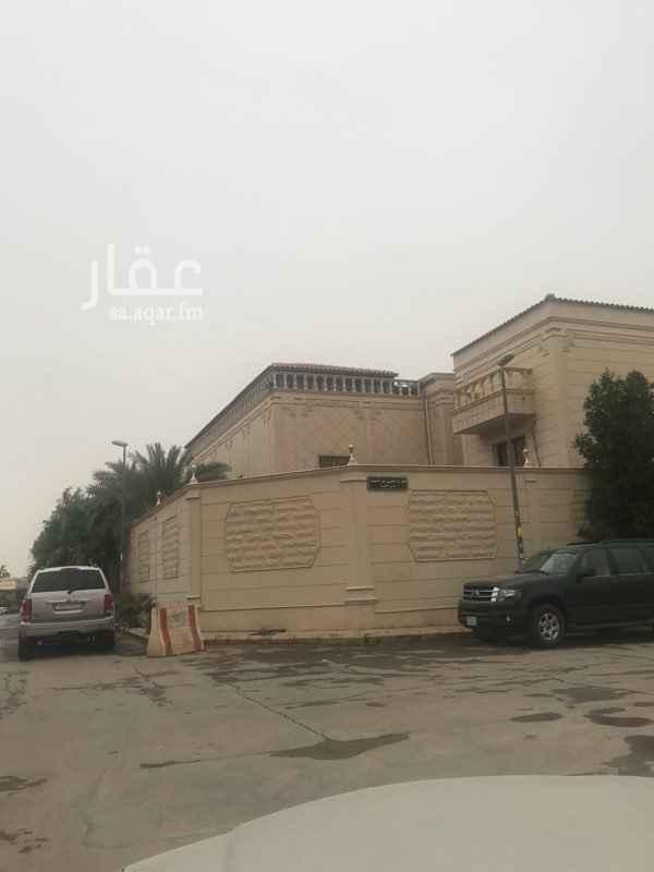 فيلا للبيع في شارع المهندس مساعد العنقري, العليا, الرياض