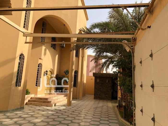 فيلا للبيع في شارع اركان ، حي الخزامى ، الرياض