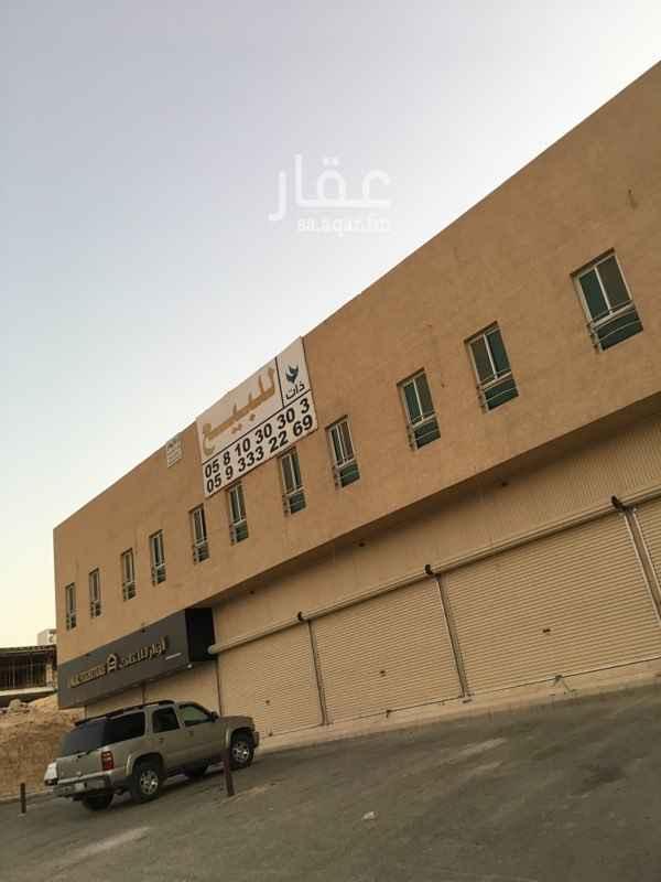 عمارة للإيجار في طريق عثمان بن عفان ، الرياض