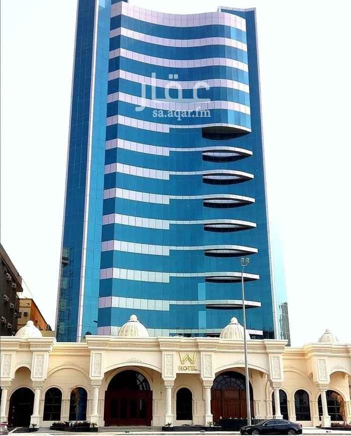 مكتب تجاري للإيجار في شارع الامير محمد بن عبدالعزيز الفرعي ، حي الصفا ، جدة ، جدة