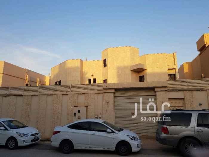 فيلا للبيع في شارع جمل الليل ، حي الملك فهد ، الرياض
