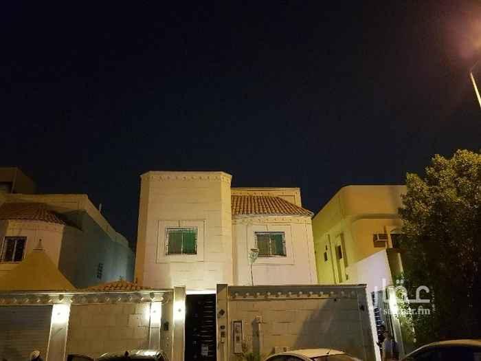فيلا للإيجار في شارع ابي فالج الانصاري ، حي العقيق ، الرياض