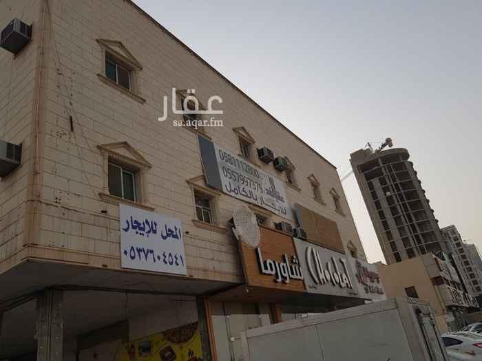عمارة للإيجار في شارع ابراهيم بن نغميش ، حي العقيق ، الرياض ، الرياض