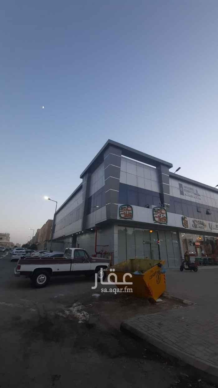 مكتب تجاري للإيجار في شارع اليمانية ، حي الصحافة ، الرياض ، الرياض