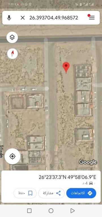 أرض للبيع في شارع ليلى بنت ثابت ، حي الأمانة ، الدمام ، الدمام