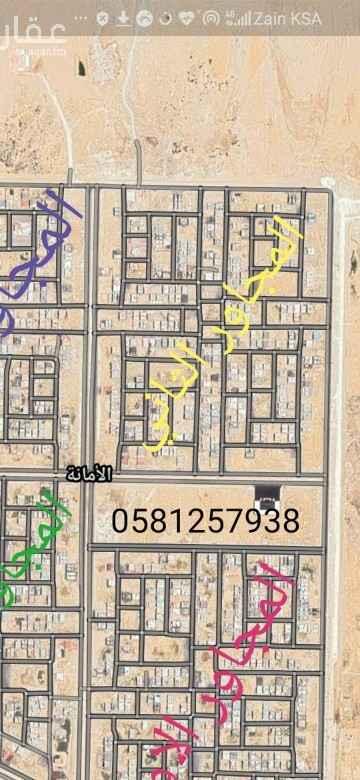 أرض للبيع في شارع فاطمة بنت عبدالله ، حي الأمانة ، الدمام ، الدمام