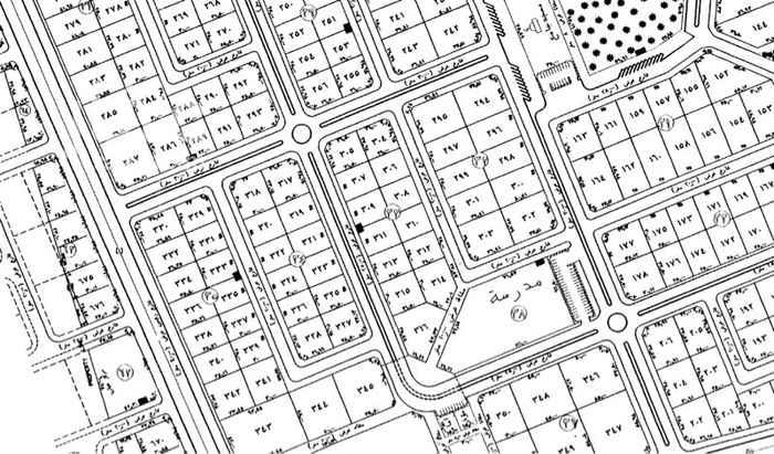 أرض للبيع في حي الرحاب ، الدرعية