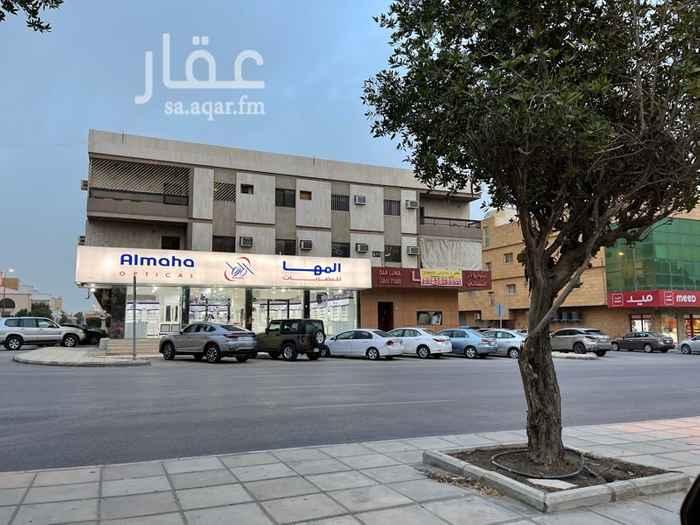 محل للإيجار في طريق العروبة ، حي الورود ، الرياض ، الرياض
