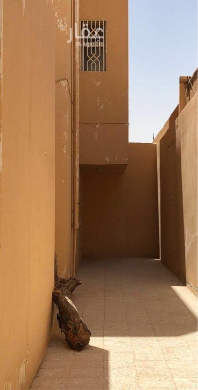 دور للإيجار في شارع ابن ابانة الاشبيلي ، حي بدر ، الرياض ، الرياض