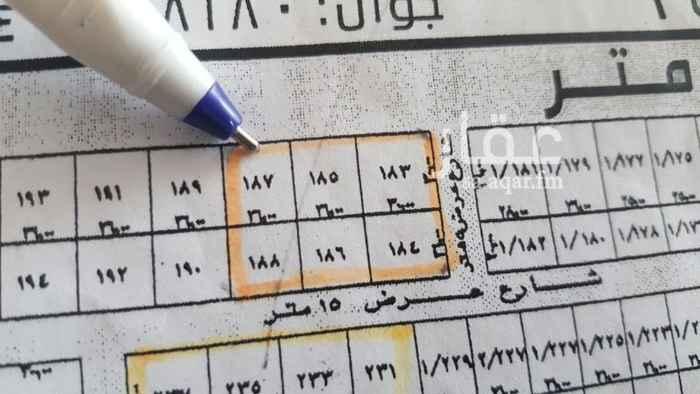 أرض للإيجار في شارع عبد الرحمن الغافقي ، حي القدس ، الرياض
