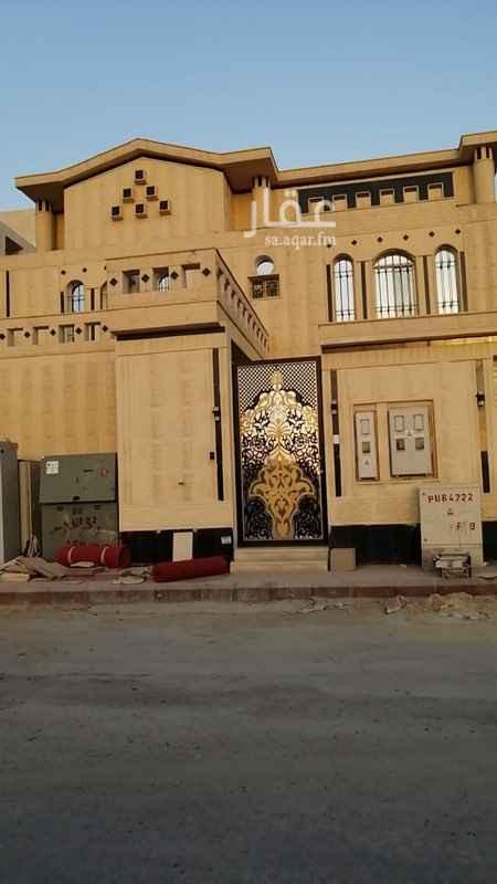 دور للإيجار في شارع احمد بن محمد البغدادي ، حي عكاظ ، الرياض ، الرياض