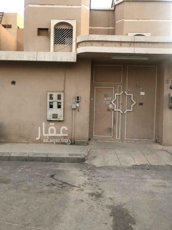 دور للإيجار في شارع خزام ، حي بدر ، الرياض