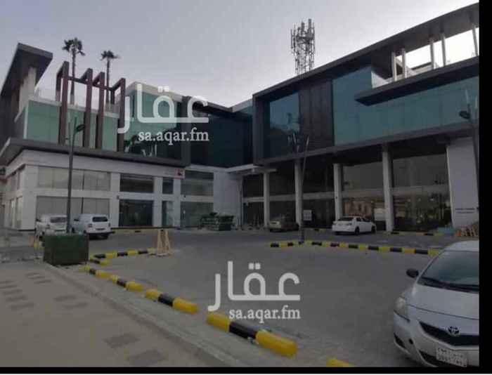 مكتب تجاري للإيجار في شارع خالد بن الوليد ، حي الروضة ، الرياض ، الرياض