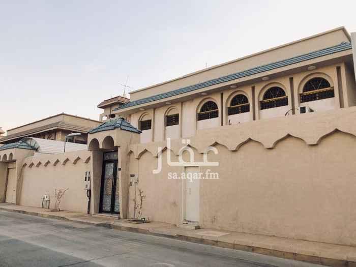 فيلا للبيع في شارع عمر الهواري ، حي الخالدية ، الرياض ، الرياض