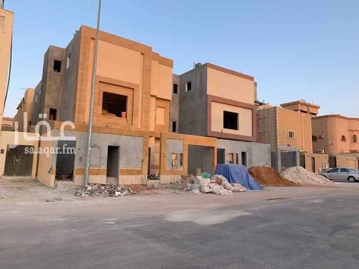 فيلا للبيع في شارع نخلان الشرقية ، حي العقيق ، الرياض