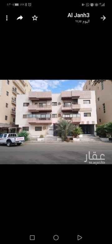 عمارة للإيجار في شارع عبدالله جاسر ، حي الزهراء ، جدة