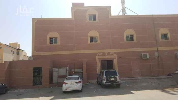 عمارة للإيجار في شارع علي البجادي ، الرياض