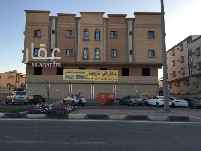 عمارة للإيجار في طريق أبو عبيدة الجراح, الدمام