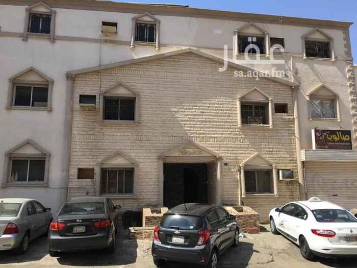 عمارة للإيجار في شارع عبدالرحمن بن حسنه ، حي البوادي ، جدة ، جدة
