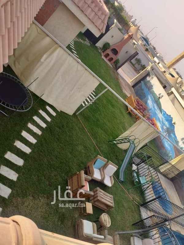 استراحة للإيجار في طريق الثمامة ، حي مطار الملك خالد ، الرياض ، الرياض