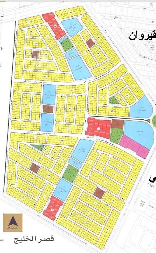 أرض للبيع في حي المنتزه ، الدمام