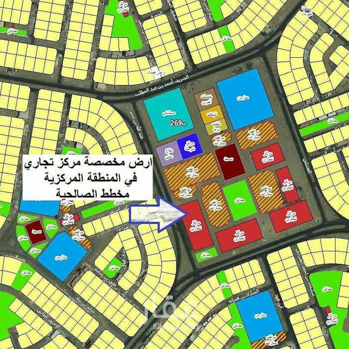 أرض للبيع في حي الصالحية ، جدة ، جدة
