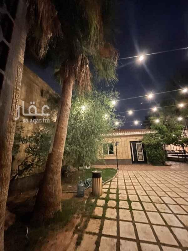 استراحة للإيجار في شارع اسماعيل بن السلطان ، حي الروضة ، الرياض ، الرياض
