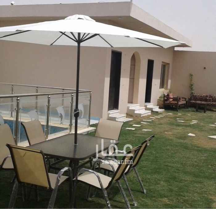 استراحة للإيجار في طريق السيل الكبير ، حي المهدية ، الرياض
